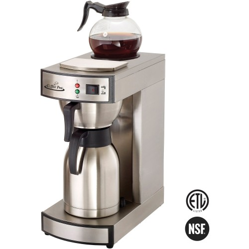 Coffee Pro Commercial Coffeemaker (CPRLT)