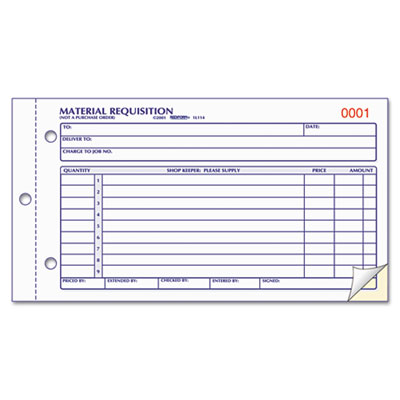 Material requisition form juveique27 rediform material requisition book maxwellsz