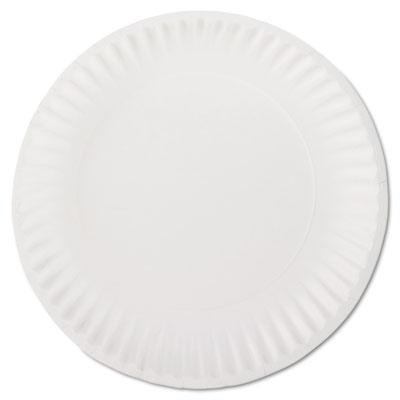 AJM PP9GREWH Packaging Corporation Paper Plates