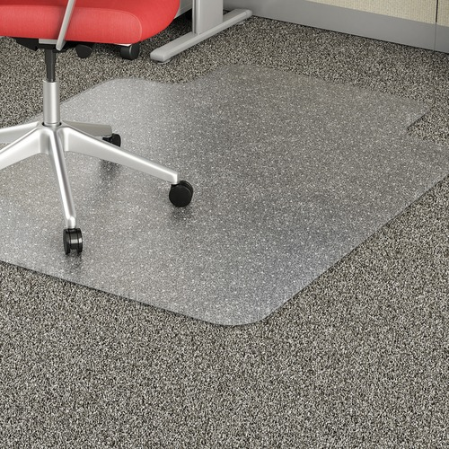 Lorell 02157 Low Pile Wide Lip Economy Chairmat