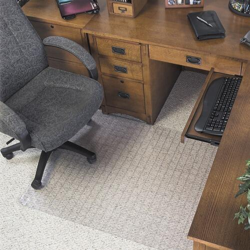Deflecto CM84233 SuperMat Checkered Chairmat