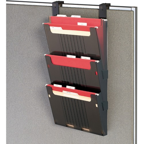Deflecto OPS102 Hanging Wall File Folder System