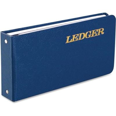 Ledger Card Holder : Wilson jones bl ring binder ledger outfits