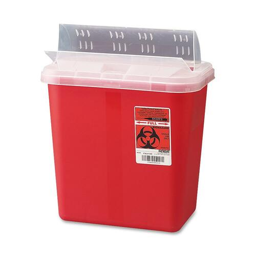Covidien S2GH100651 Sharps 2 Gallon Container with Lid