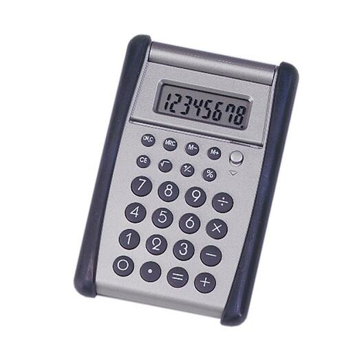 AbilityOne 4844559 8-digit Flip-up Calculator