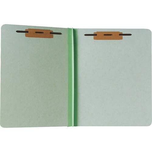 AbilityOne 0431194 Full Top Tab Pressboard File Folders