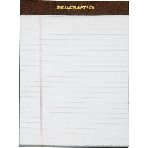 AbilityOne 3723107 Perforated Writing Pads