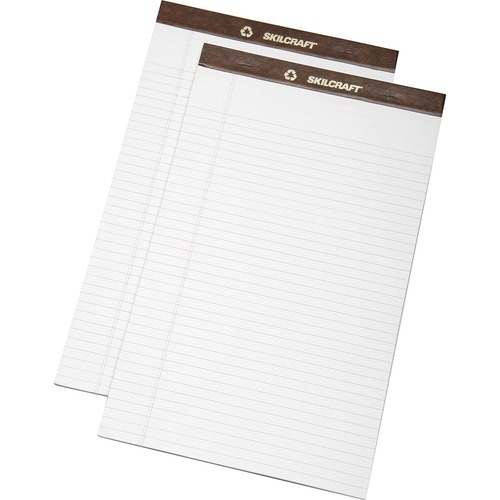 AbilityOne 3723109 Perforated Writing Pads