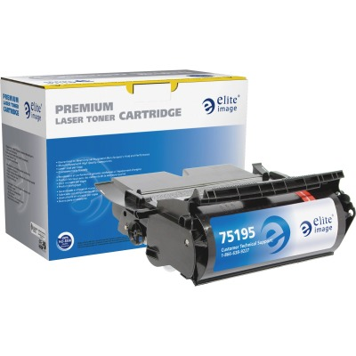 Elite Image 75195 Black Toner Cartridge Cartridge