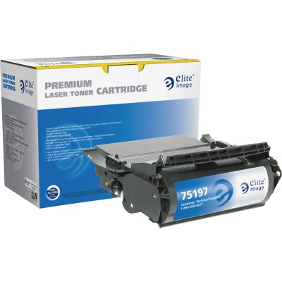 Elite Image 75197 Black Toner Cartridge Cartridge