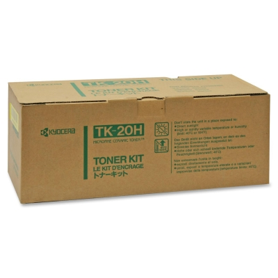 Kyocera KYO87800707 Black Toner Cartridge Cartridge