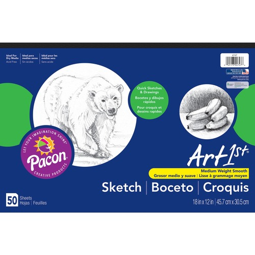 Art1st 4747 Sketch Pad