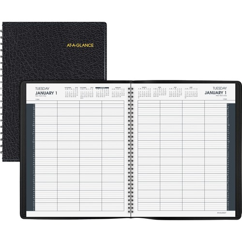 AT-A-GLANCE 7021279 8-Person Appointment Book