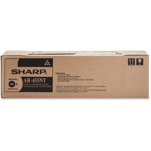 Sharp AR455NT1 Black Toner Cartridge