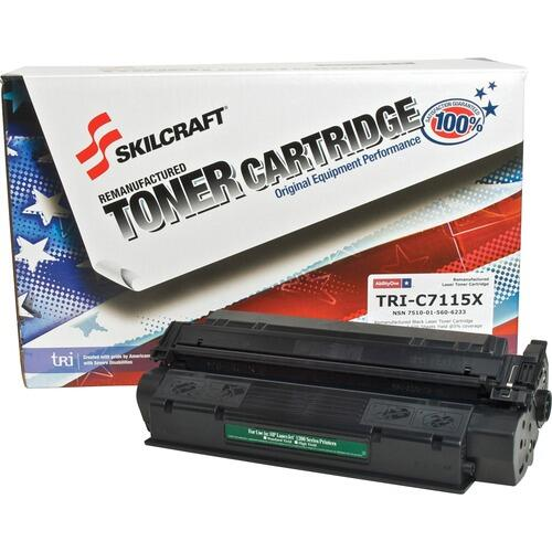 AbilityOne 5606233 Black Toner Cartridge