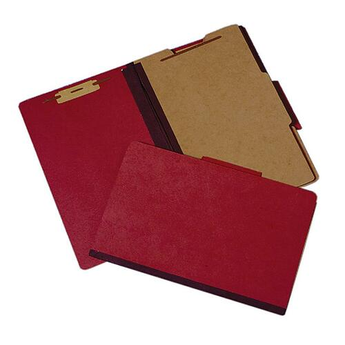 AbilityOne 4632324 Hvy-duty 1/3-cut Classification Folders