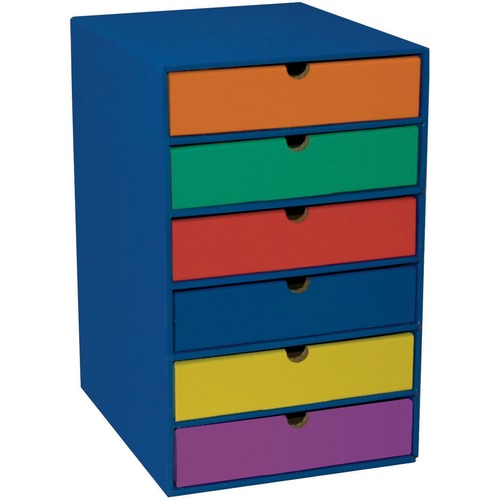 Pacon 001312 6-Shelf Organizer