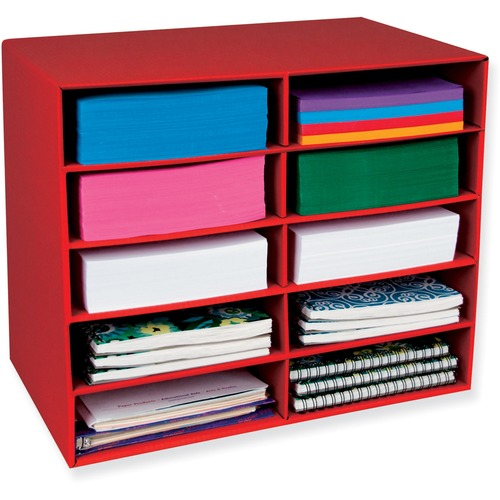 Pacon 001314 10-Shelf Organizer