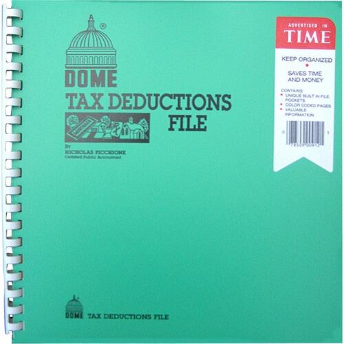 Dome 912 Tax Deductions File