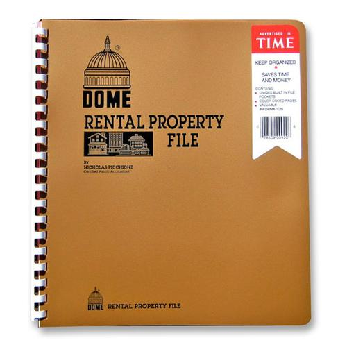 Dome 920 Rental Property File