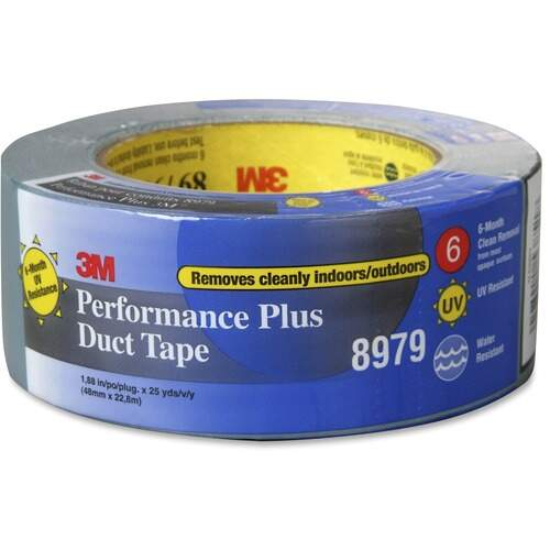 3M 8979SB25 8979 Performance Plus Duct Tape