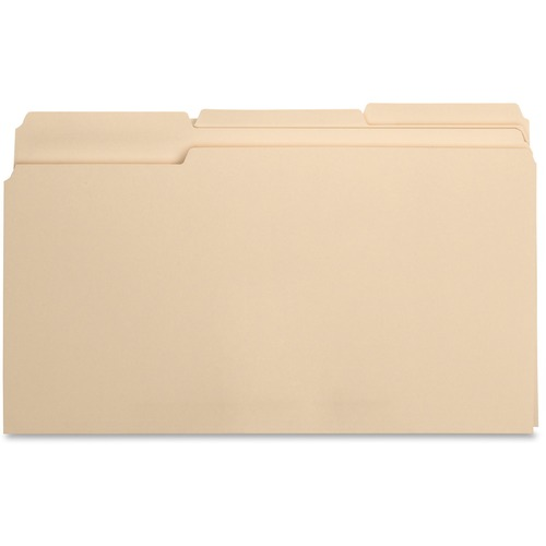 Business Source 17526 Top Tab File Folder