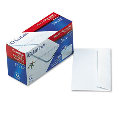 Westvaco CO140 Columbian Grip-Seal Inside-Tint Business Envelope