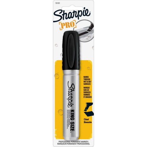 Sharpie 15101PP King-Size Permanent Markers