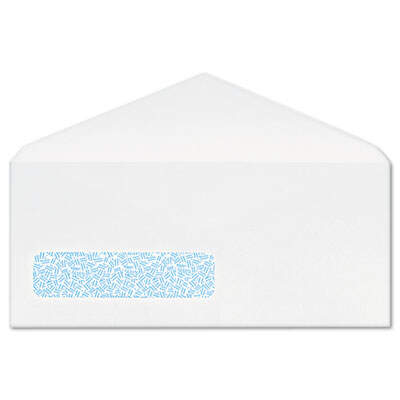 Westvaco CO171 Columbian Poly-Klear Single Window Envelope