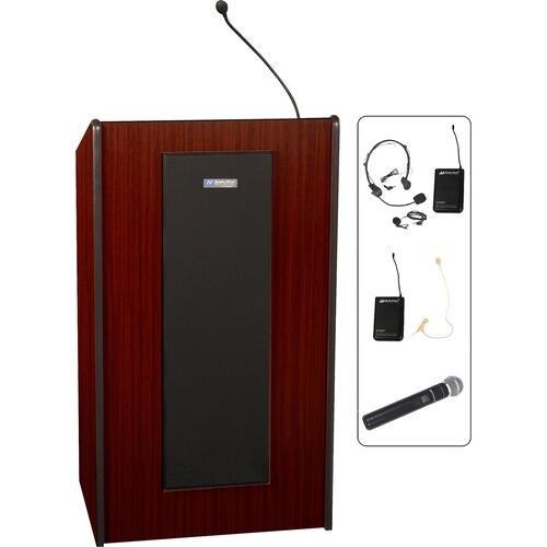 AmpliVox SW450 - Wireless Presidential Plus Lectern