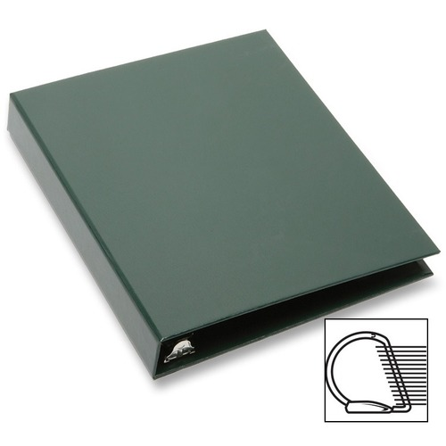AbilityOne 5799316 D-ring EZ Clip Recycled Binders