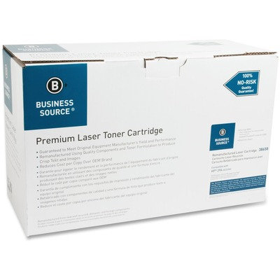 Business Source 38658 Black Toner Cartridge Cartridge