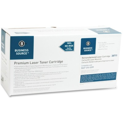Business Source 38711 Black Toner Cartridge Cartridge