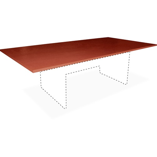 Lorell 69123 Essentials Rectangular Conference Table Top