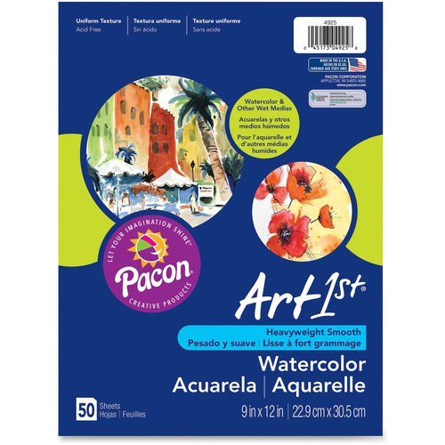Art1st 4925 Watercolor Paper
