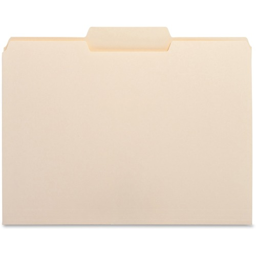 Business Source 16491 Top Tab File Folder