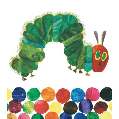 Carson-Dellosa 119025 Hungry Caterpillar Good Works Holder