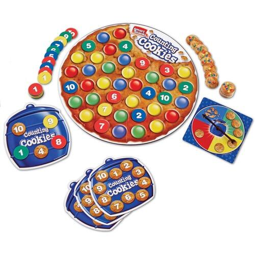 Smart Snacks LER7410 Counting Cookies Game