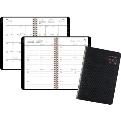 AT-A-GLANCE 70100X45 Contemporary Weekly/Monthly Planner