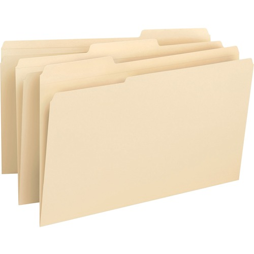 Business Source 16516 Top Tab File Folder
