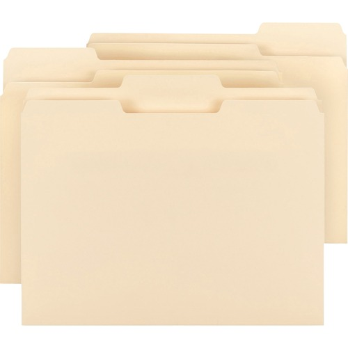 Business Source 78950 Top Tab File Folder