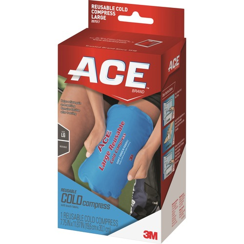 ACE 207517 Large Reusable Cold Compress