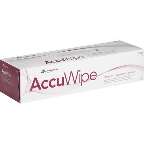 AccuWipe 29856 Prem Delicate Task Wipers