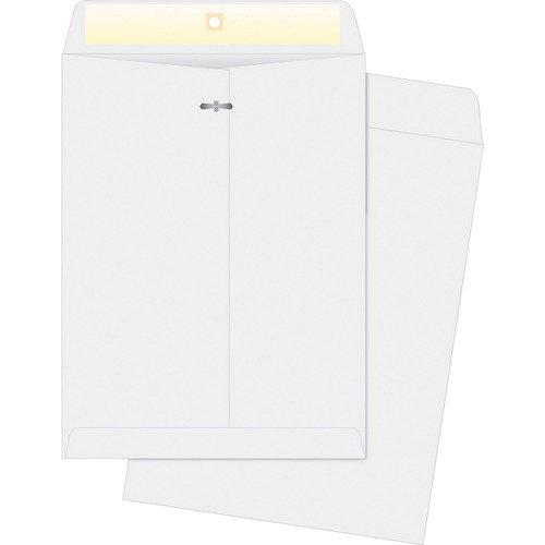 Business Source 04422 Double-prong Clasp Envelope