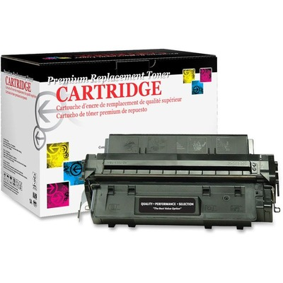 West Point Products 200035P Black Toner Cartridge Cartridge