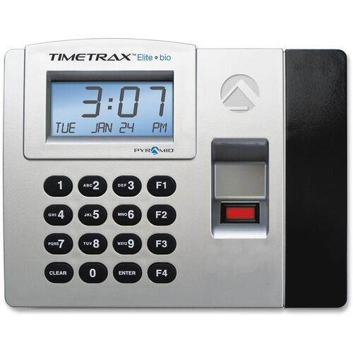 Pyramid TTELITEEK Elite Biometric Time/Attendance System
