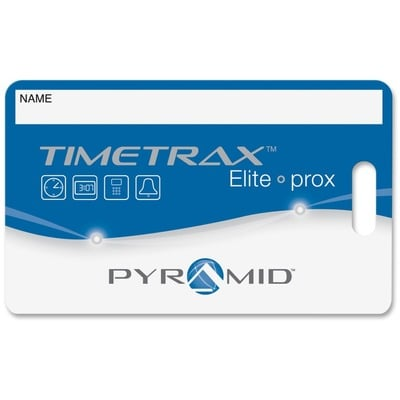 Pyramid 42454 TimeTrax Elite Proximity Badges