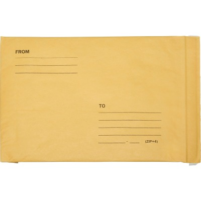 AbilityOne 2811168 Preprinted Jiffy Padded Mailers