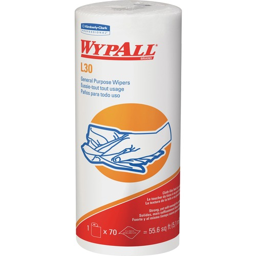 WypAll 05843 L30 General-Purpose Wipers