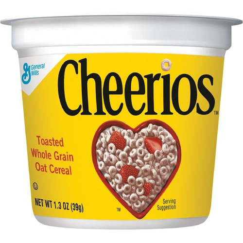 Cheerios SN13896 Cereal-in-a-Cup
